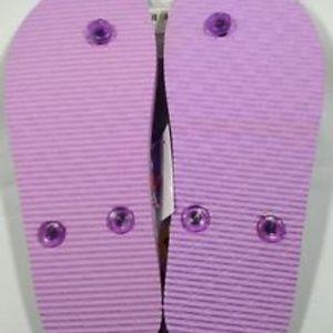 1ed8a73dd11 Jojo Siwa Shoes - Jojo Siwa Flip Flops Sandals Girl Purple